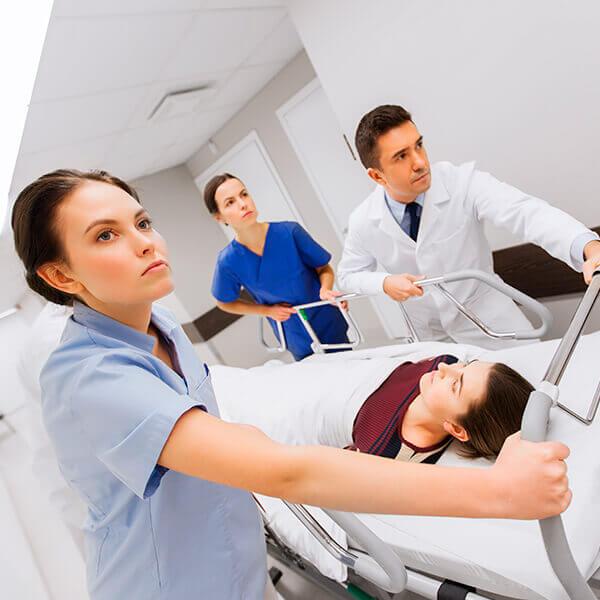 Máster en cuidados de enfermería de urgencias y emergencias online