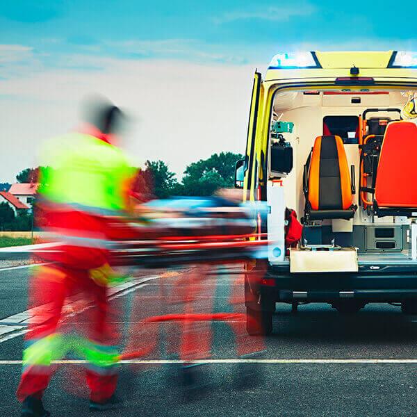 Especialista en enfermería en emergencias extrahospitalarias online