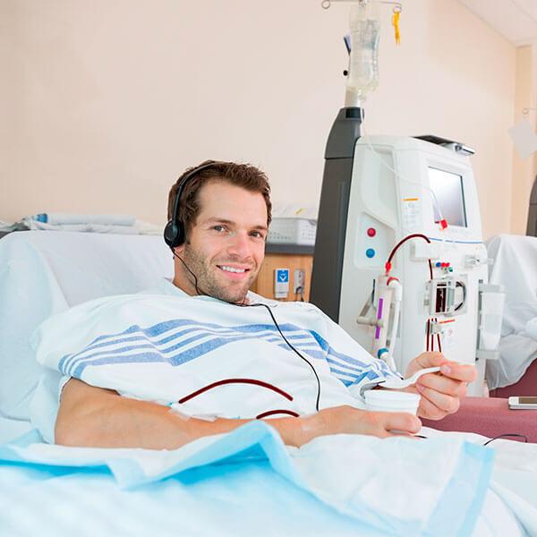 Certificado en cuidados enfermos integrales en el paciente renal crónico online