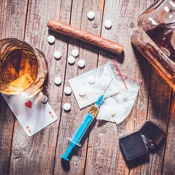 Certificado en adicciones para enfermería online