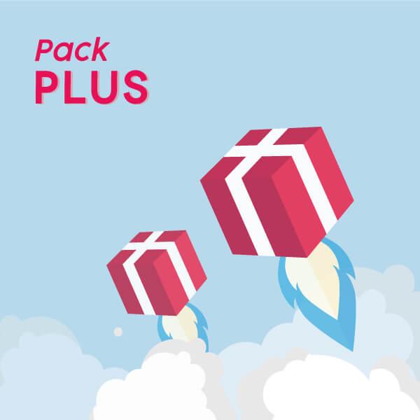 Pack Plus 2 Expertos acreditados online