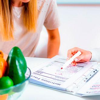 Curso Universitario de Especialización en Actualización en dietoterapia y dietética online