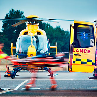 Experto en transporte médico de pacientes online