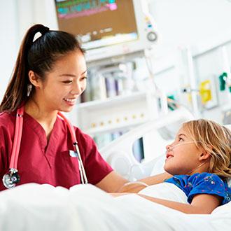 Máster en cuidados intensivos enfermeros pediátricos y neonatales online