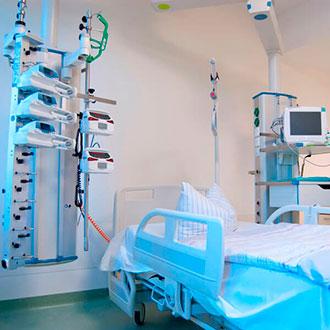 Máster en enfermería en la unidad de cuidados intensivos online