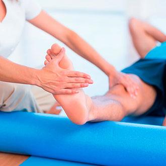 Experto en fisioterapia deportiva online online