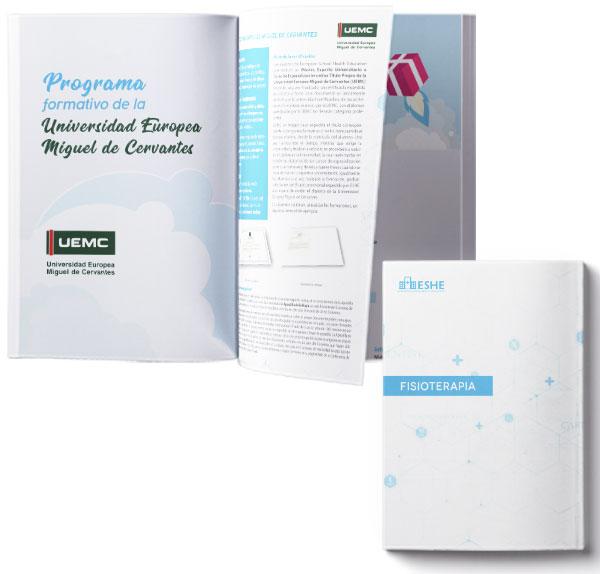 Catálogo de fisioterapia en PDF