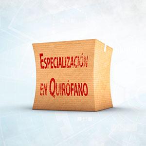 Especialización en quirófano para enfermería online