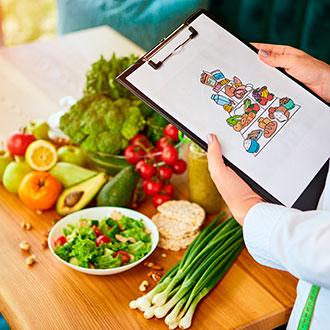 Máster en nutrición y salud online
