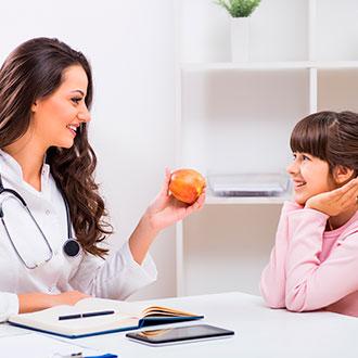 Experto en endocrinología y nutrición pediátrica online