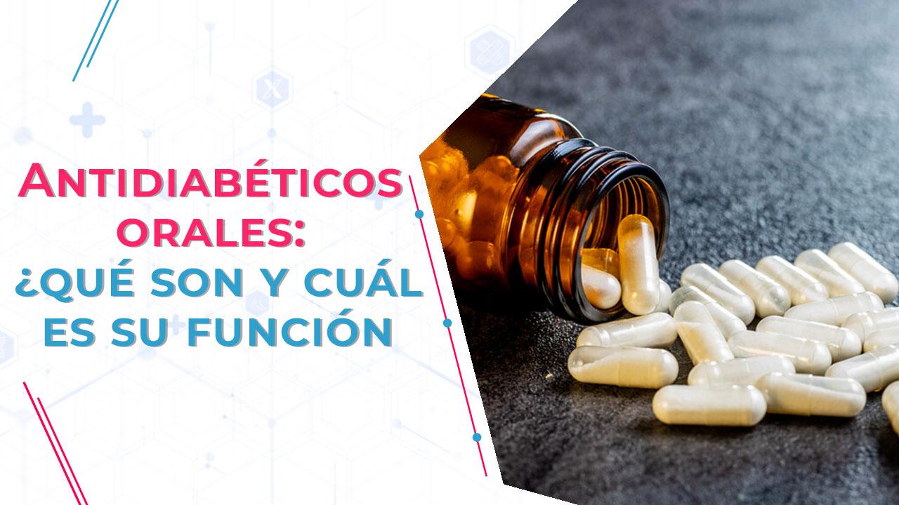 Los antidiabéticos orales son fármacos que se utilizan para tratar la hipoglucemia en la diabetes mellitus tipo II.
