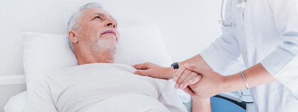 El enfermo debe saber los cuidados que se van a realizar.