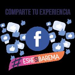 Comparte tu experiencia con ESHE en Facebook