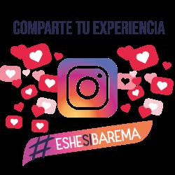 Comparte tu experiencia con ESHE en Instagram